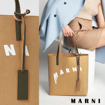 MARNI Casual Style Unisex Blended Fabrics Street Style A4