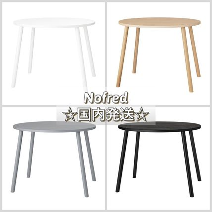 NOFRED Table & Chair Unisex Wooden Furniture Table & Chair