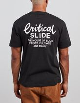 TCSS Crew Neck Cotton Short Sleeves Logo Surf Style