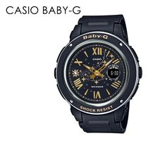 CASIO Casual Style Street Style Silicon Round Party Style