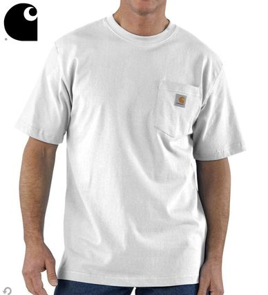 Carhartt More T-Shirts Street Style Oversized T-Shirts 2