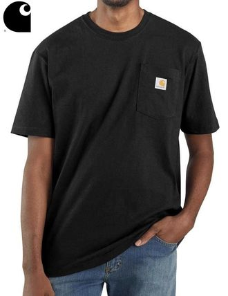 Carhartt More T-Shirts Street Style Oversized T-Shirts 3