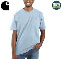 Carhartt More T-Shirts Street Style Oversized T-Shirts 4