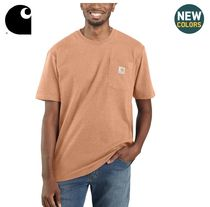 Carhartt More T-Shirts Street Style Oversized T-Shirts 5
