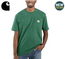 Carhartt More T-Shirts Street Style Oversized T-Shirts 6
