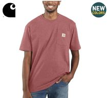 Carhartt More T-Shirts Street Style Oversized T-Shirts 7