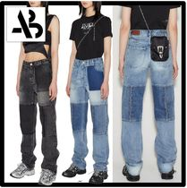 ANDERSSON BELL Unisex Street Style Jeans