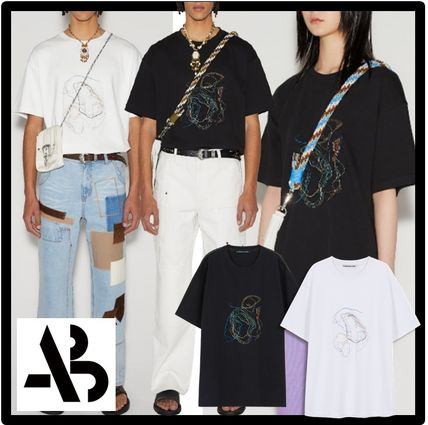 ANDERSSON BELL More T-Shirts Unisex Street Style Logo T-Shirts