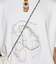ANDERSSON BELL More T-Shirts Unisex Street Style Logo T-Shirts 15