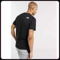 THE NORTH FACE More T-Shirts Street Style Logo Outdoor T-Shirts 4