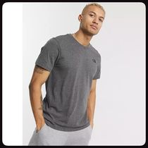 THE NORTH FACE More T-Shirts Street Style Logo Outdoor T-Shirts 5