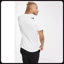 THE NORTH FACE More T-Shirts Street Style Logo Outdoor T-Shirts 11