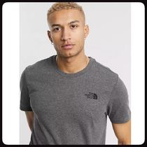 THE NORTH FACE More T-Shirts Street Style Logo Outdoor T-Shirts 13