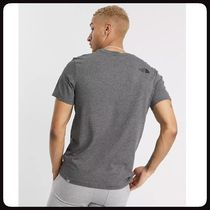 THE NORTH FACE More T-Shirts Street Style Logo Outdoor T-Shirts 14
