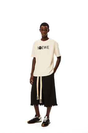 LOEWE More T-Shirts Dust Bunnies T-Shirt In Cotton 2