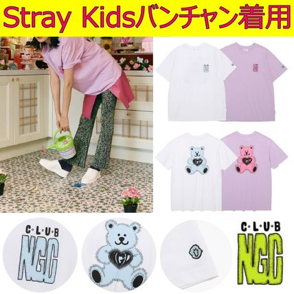 Nice Ghost Club More T-Shirts Unisex Street Style T-Shirts