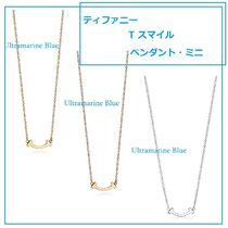 Tiffany & Co Tiffany T Casual Style Party Style 18K Gold Office Style Elegant Style