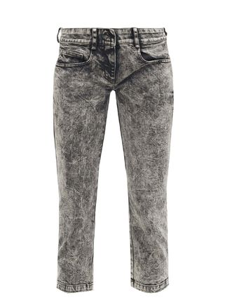 Norma Kamali More Jeans Cotton Jeans