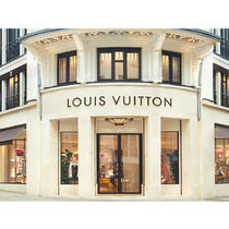 Louis Vuitton Casual Style Calfskin 2WAY Leather Party Style Office Style