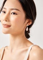 Love Bonito Casual Style Party Style Office Style Earrings