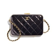 CHANEL Small Box With Chain