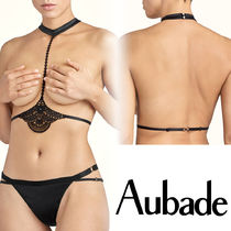 Aubade Street Style Collaboration Lace Glitter Bras