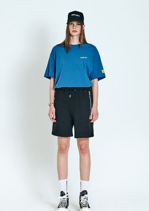 BEEN TRILL T-Shirts Unisex Street Style Plain Cotton Short Sleeves Logo T-Shirts 2