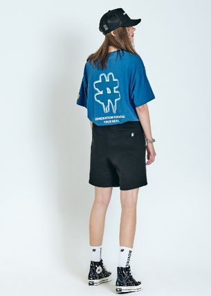 BEEN TRILL T-Shirts Unisex Street Style Plain Cotton Short Sleeves Logo T-Shirts 3