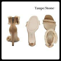 Jessica Simpson Square Toe Casual Style Plain Party Style Office Style