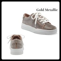 Jessica Simpson Casual Style Street Style Plain Low-Top Sneakers