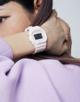 A PIECE OF CAKE Casual Style Unisex Street Style Digital Watches
