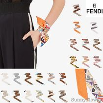 FENDI Casual Style Party Style Elegant Style Formal Style
