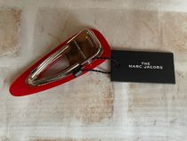 MARC JACOBS Barettes Casual Style Brass Clips
