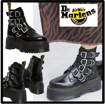 Dr Martens Street Style Logo Boots Boots