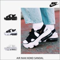 Nike AIR MAX Office Style Logo Sandals