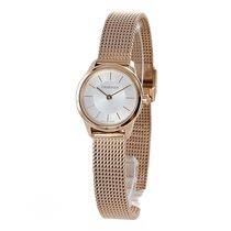 Calvin Klein Casual Style Round Party Style Quartz Watches Stainless