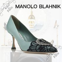 Manolo Blahnik Casual Style Party Style Elegant Style Formal Style
