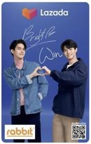 【Only in Thailand】2gether rabbit card