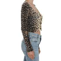 R13 Cardigans Casual Style Long Sleeves Cotton Cardigans 4