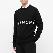 GIVENCHY Givenchy 4g sweater in cotton