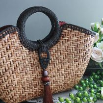 S C Vizcarra Straw Bags Straw Bags 6