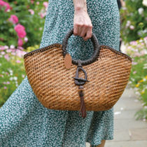 S C Vizcarra Straw Bags Straw Bags 9
