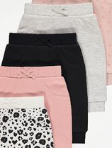 George Co-ord Baby Girl Bottoms