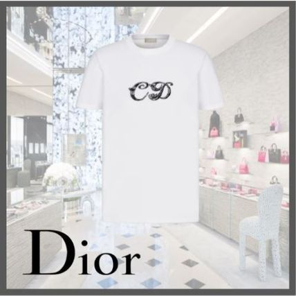 DIOR HOMME More T-Shirts Dior And Kenny Scharf T-Shirt