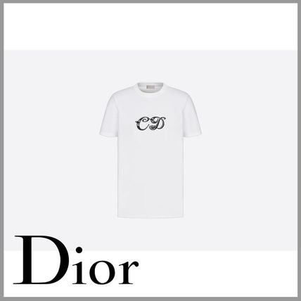DIOR HOMME More T-Shirts Dior And Kenny Scharf T-Shirt 2
