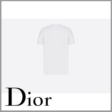 DIOR HOMME More T-Shirts Dior And Kenny Scharf T-Shirt 3
