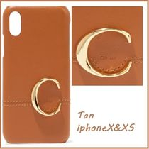 Chloe Leather iPhone 8 iPhone X iPhone XS Tech Accessories