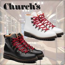 Church's Mountain Boots Casual Style Leather Outdoor Boots