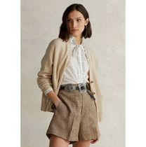 POLO RALPH LAUREN Casual Style Office Style Logo Cardigans