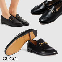 GUCCI Casual Style Unisex Street Style Leather Party Style